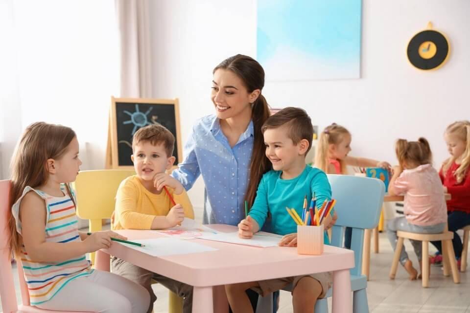 Enseigner le français langue étrangère en maternelle