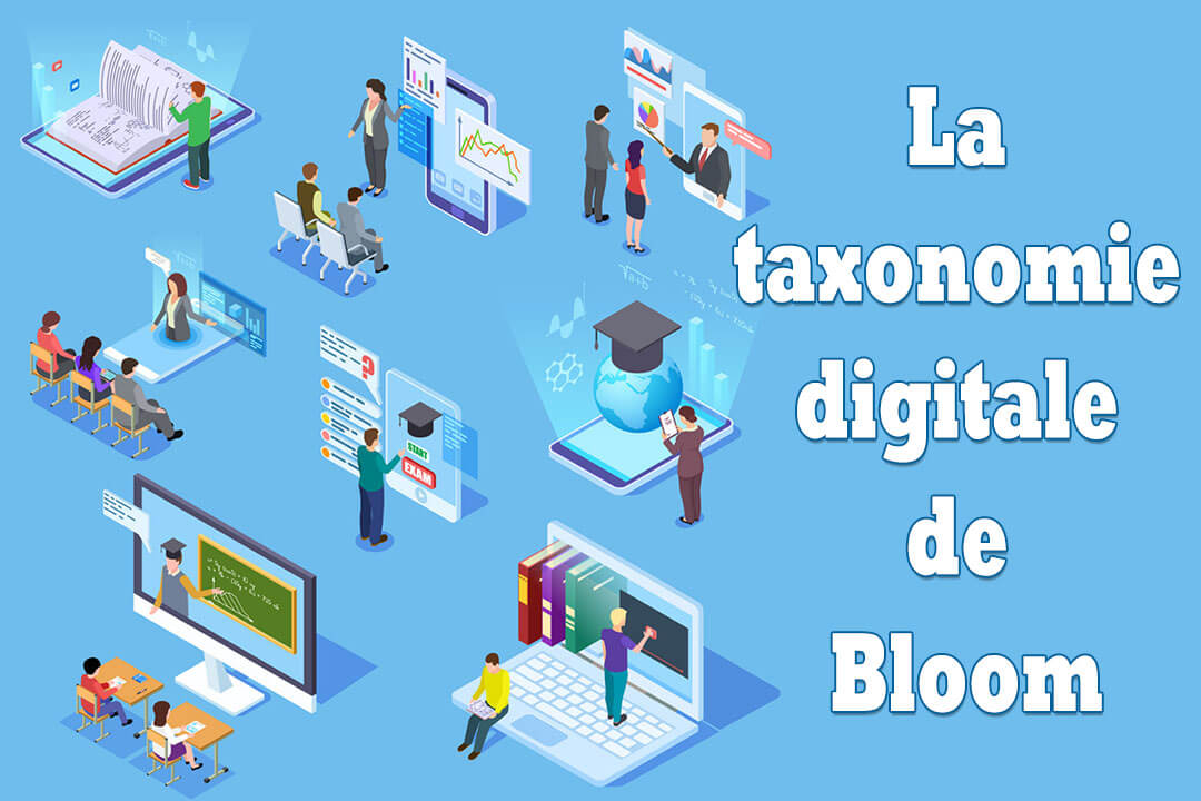 la taxonomie digitale de Bloom